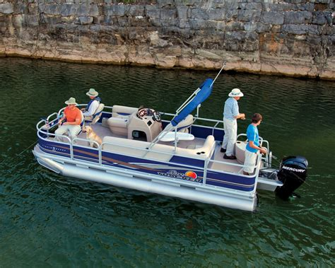 fishing pontoon or bass boat toons are not loony load up the family in a pontoon boat