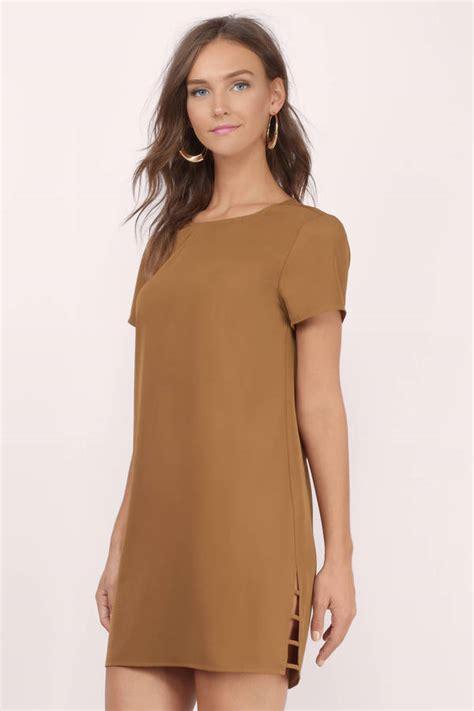 camel color dress camel color dress search calvin klein color block ponte