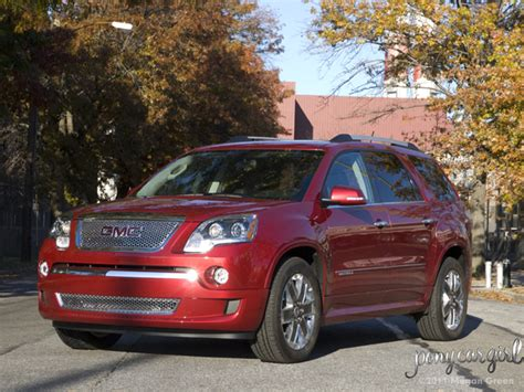2012 Gmc Reviews by 2012 Gmc Acadia Denali Car Reviews And News At Carreview