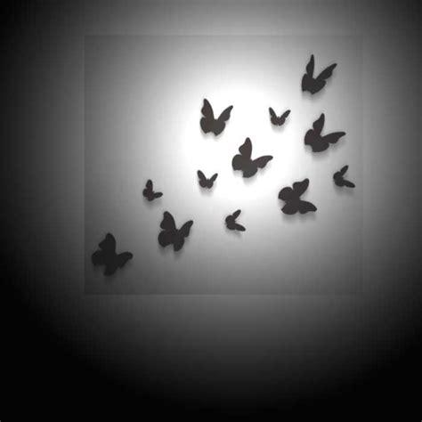imagenes de mariposas negras goticas el coraz 243 n de las letras mariposas negras