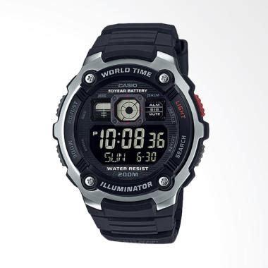 Casio Ae 2000 Hitam shop blibli