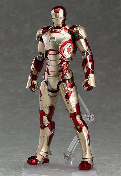 Figure Iron Mk 42 figma iron 42 43 figures revealed photos