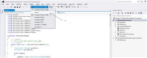 format xap adalah memasukan project windows phone visual studio ke windows