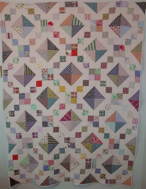 Quilt Pattern Jacob S Ladder | 19 best images about jacobs ladder quilts on pinterest