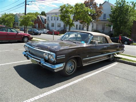 1963 Chevrolet Impala Convertible Spotted 1963 Chevrolet Impala Convertible New Brunswick