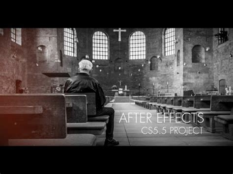 church after effects templates epic slides opener after effects template