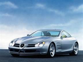 Mercedes Vision Mercedes Vision Slr Concept Car Pictures 018 Of 25
