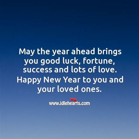 new year message for girlfriend quotes on idlehearts