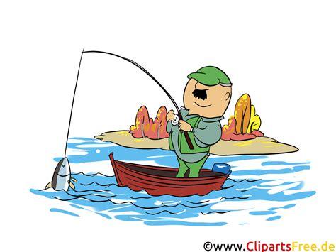clipart illustrations angeln auf see clipart illustration bild grafik