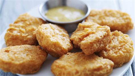 recipes using chicken nuggets
