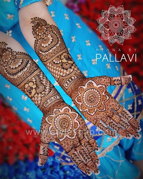 beautiful latest bridal mehndi designs collection