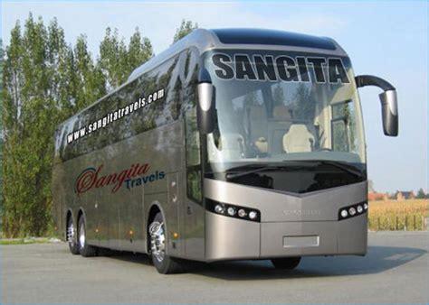 sangita travels  bus booking   discount  bus booking  abhibus