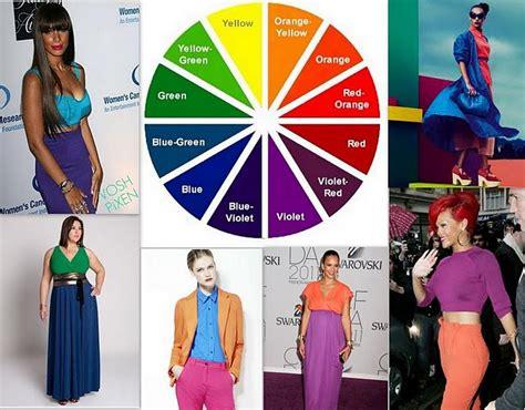 color blocking the wearshub