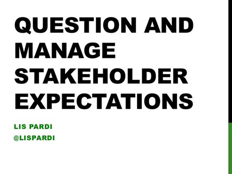 to manage or not that is the question dilemmas at work ask shakespeare books question and manage stakeholder expectations by lis pardi