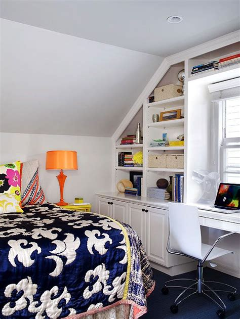 built in desk bedroom attic bedroom with built in desk bookshelves cape cod