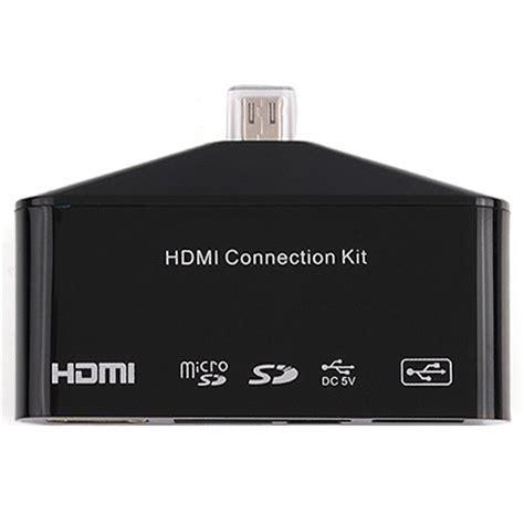 Usb Otg Hdmi micro usb to mhl adapter otg hdmi memory card reader