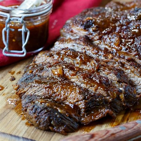 oven barbecued beef brisket spicy southern kitchen