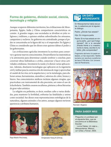 pagina 17 libro de 6 geografia 2016 2017 historia sexto grado 2016 2017 online p 225 gina 24 de 136