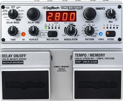 flux capacitor delay digitech timebender the guitarist s flux capacitor tracy