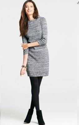 women s business casual sweater dress like this idea for