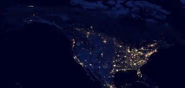 map of lights satellite photos earth u s europe asia world