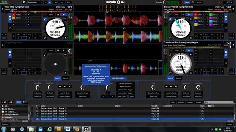 serato dj console serato dj 1 7 altro passo in avanti alar s recording