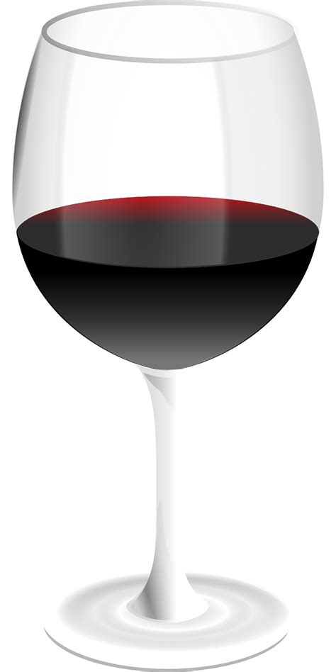 Cartoon Vector Wine Glass Free Psd Vector Icons