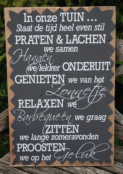 tekstbord tuin 19 best images about tuin on pinterest toilets bar