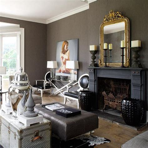 attractive French Country Interior Design #1: classic-interior-decorating-english-style-1.jpg