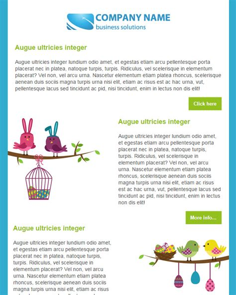 easter email templates 54 free easter email templates for sendblaster