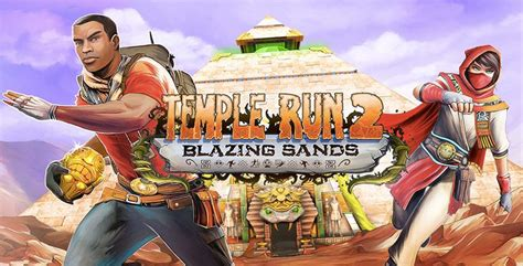 update temple run  beri alasan kembali memainkannya
