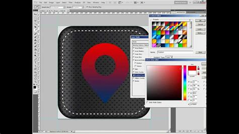 tutorial design photoshop youtube photoshop tutorial how to create a professional app icon