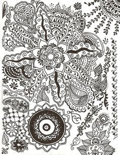 doodle powel india circle henna on paper search henna