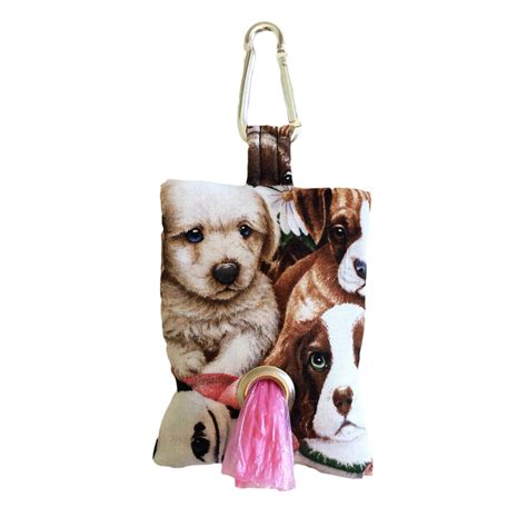 puppy holder puppy bag dispenser barkertime