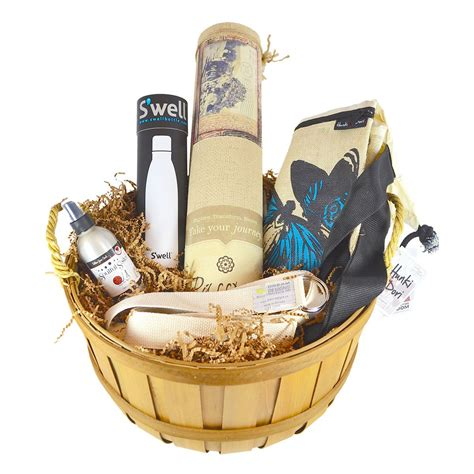 S Well Bottle by Yoga Basket Organic Musings Gift Baskets