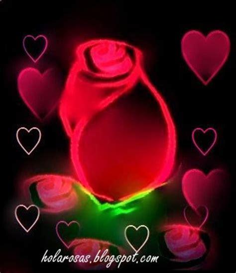 imagenes romanticas de rosas y corazones lorasater corazones animados de amor