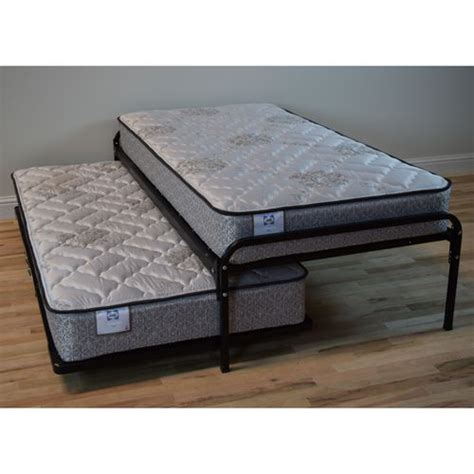 twin trundle bed frame humble abode online duralink twin trundle beds high