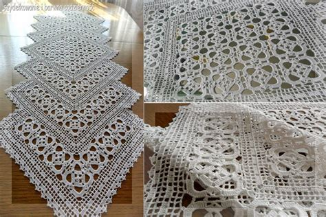 free crochet table runner patterns 76 knitting