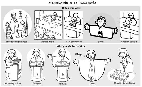 de la a a a 209 o liturgico la celebraci 211 n eucar 205 stica