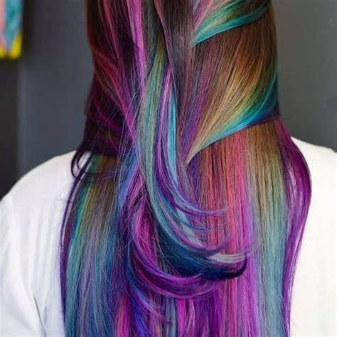 mermaid colored hair 50 mermaid hair colors styling ideas hair motive hair