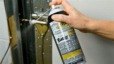 best garage door lubricant