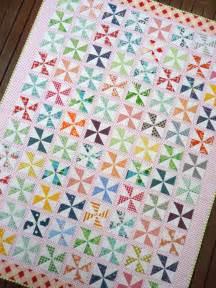 pinwheels on parade quilt pattern pdf file pepper