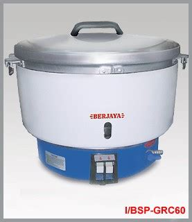 Rice Cooker Solid gas rice cooker i bsp grc60