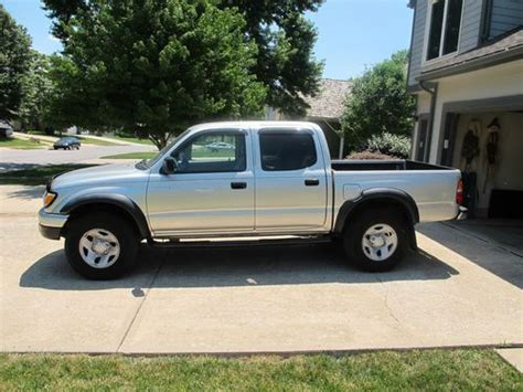 Used Toyota Tacoma For Sale In Kansas Buy Used 2004 Toyota Tacoma Prerunner Cab V6 Rwd In