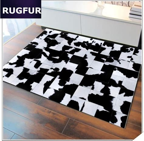 Cowhide Store Aliexpress Buy European Cowhide Leather Rugs And