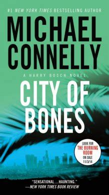 city of bones book report city of bones 2002 novels michaelconnelly