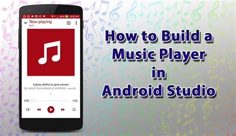 android studio tutorial music player how to build a musicplayer for android device uandblog