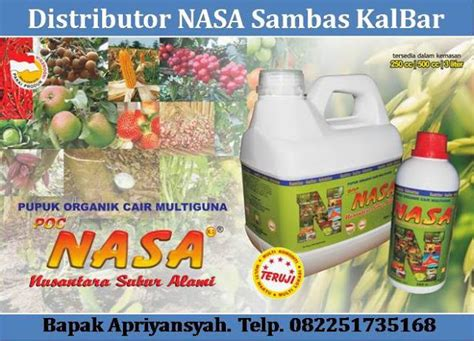 Ton Nasa Agen Herbal Nasa distributor nasa sambas kalimantan barat peternakan
