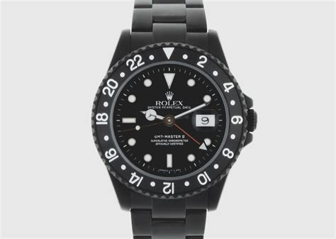 Limited Editions New Black rolex the new black limited edition a day magazine
