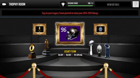 reset madden online record madden nfl mobile launches 2016 season on android